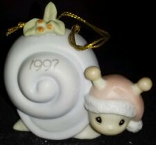 "Precious Moments ""SLOW DOWN FOR THE HOLIDAYS"" Ornament - 1997"