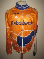 Rabobank 2005 Holland agu Colnago jersey shirt cycling maillot trikot size XL