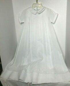 6-9 m Feltman Brothers Boys Christening Gown Bonnet Special Occasion Baptism