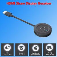R8 True 4K TV Stick TV Streamer Display HDMI WiFi Wireless Dongle Receiver