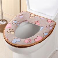 Pad Comfortable Bathroom Toilet Toilet Toilet Seat Cover Mat Closestool Warmer