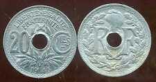 20 centimes  ZINC LINDAUER   1946  ( TTB )