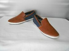 Men's Aldo Brown Fashion Casual Loafers Size 10.5 D
