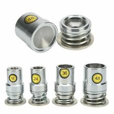 Button Dies Machine Fabric Covered Mould Diy Zinc Alloy Metal Hand Pressure Tool