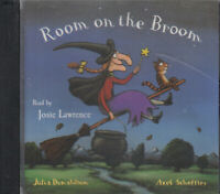 Room On The Broom Julia Donaldson CD Audio Book Josie Lawrence FASTPOST