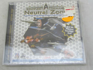 NEW - Star Trek Starfleet Command Neutral Zone PC Game (2000, Jewel Case) Sealed