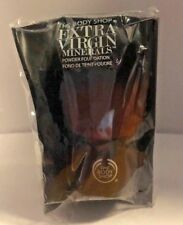 The Body Shop EXTRA VIRGIN MINERALS Powder Foundation Makeup BRUSH
