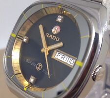 Rado Supertime Vintage Mens Wristwatch