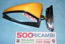 FIAT 500 F/L/R 126 SPECCHIO LATERALE SX CROMODORA IN PLASTICA E BRACCIO CROMATO