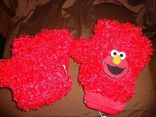 "Sesame Street Elmo Talking Glove Tickle Me 10"" Plush Soft Toy Stuffed Animal"