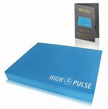 High Pulse® Balance Pad inkl. Übungsposter – Innovatives XXL Balancekissen...