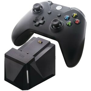 NYKO 86130 Xbox One Charge Block Solo, USB Powered Dock with battery