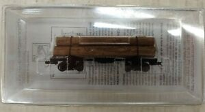 HOn3, Micro Trains 30' Log Car, #865-00-050 Display model. (12H)