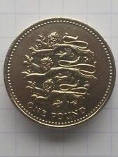 Angleterre 1 pound 2002 . TTB++