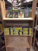 Nancy Drew Mystery Stories Vintage Hard Cover Book Lot Of 4 Books Carolyn Keene