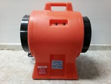Allegro 9539-12 1 HP 3425 RPM 115VAC 12 In Duct Dia Axial Confined Space Fan