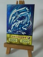 Blue Eyes w. Dragon Yugioh Custom Anime Card In Holo Orica Yu-Gi-Oh Proxy