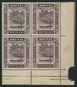 Brunei 1942 SG.J14 Block