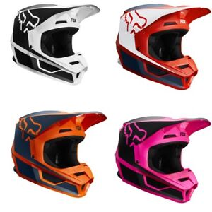 2019 Fox Racing V1 PRZM Helmet  MX Motocross Dirt Bike Off-Road ATV Adult MTB