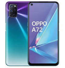 OPPO A72 AURORA PURPLE 128 GB ROM 4 GB RAM DUAL SIM ANDROID DISPLAY 6.5""