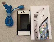 Apple iPhone 4s - 16GB - White (Unlocked) A1387 (CDMA + GSM) (CA)
