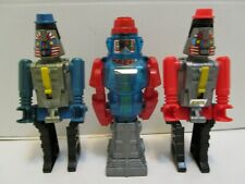 1984 Gobots Cap Firing Water Squirting Robots
