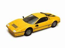 Ferrari 512 Bb 1976 Yellow 1:43 Model BEST MODELS