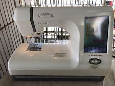 Janome MC 10000 Sewing / Embroidery Machine excellent condition..