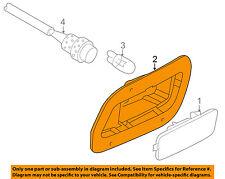 VW VOLKSWAGEN OEM 10-14 Jetta Side Marker Lamps-Front-Mount Right 1K5945568