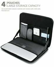 NACUWA Protective Laptop Case Padded Cover 12 / 13 Inch Computer Carrying Sleeve