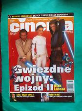 ►►Polish magazine CINEMA STAR WARS Natalie Portman Hayden Christensen SPIDER-MAN