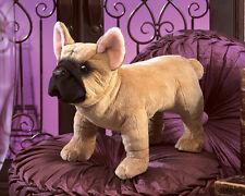 NEW PLUSH SOFT TOY Folkmanis 3066 French Bulldog Bull Dog Hand Puppet