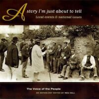 A STORY I'M JUST ABOUT TO TELL CD album NEW/SEALED The Voice Of The People Topic