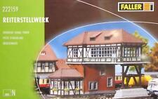 Faller 222159 N - Reiterstellwerk NEU & OvP