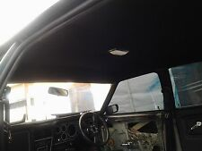 Ford Coupe  suits XA XB XC Black velour headlining NEW