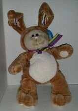 2008 Starbucks Coffee 75th Edition Bearista Bunny Bear Plush Stuffed Rabbit New