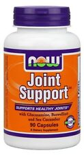 Joint Support 90 Caps, Now Foods Glucosamine Fast 1st Class Shipping