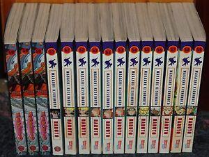 Einzelbände * NARUTO *  bis Bd  59 von Masashi Kishimoto * Zustand sehr gut