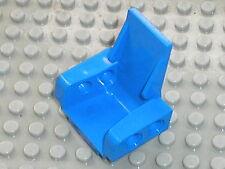 Chaise siège LEGO TECHNIC blue seat 2717 / 8431 8438 8460 8872 8858 8277 8408 ..