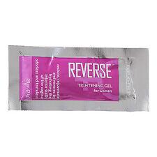 REVERSE - VAGINAL TIGHTENING GEL AROUSAL SACHET Sex Aid Cream SHRINK VIRGIN