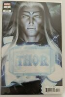 THOR #1 First (1st) Print Cover D (BLACK WINTER) Donny Cates - Marvel Comics