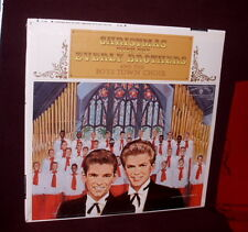 Everly Brothers Original Mono LP Christmas With 1962 Warner Brothers1483 SEALED