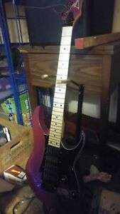 IBANEZ RG550GENESIS COLLECTION ELECTRIC GUITAR