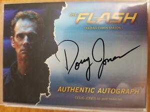 2016 Cryptozoic The Flash Season 1 DJ1 Doug Jones as Jake Simmons Autograph Auto