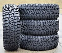 4 New Patriot R/T LT 295/55R20 Load E 10 Ply R/T Rugged Terrain Tires