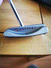 Odyssey White Hot #2 putter R/H centre shaft
