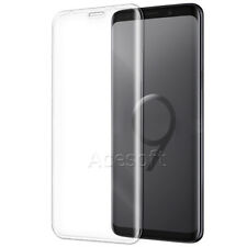 3D Real Tempered Glass Screen Protector Guard Shield Saver For Samsung Galaxy S9