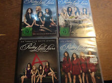 Pretty Little Liars - Die komplette Staffel 1 2 3 4 [22 DVD]