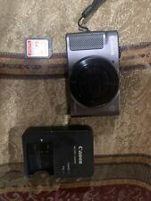 Canon PowerShot SX620 HS 20.2MP Digital Camera - Black PLEASE READ DESCRIPTION!