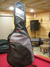 CROSSROADS PADDED ACOUSTIC GUITAR GIG BAG  - PRO FEATURES - FAST SHIP